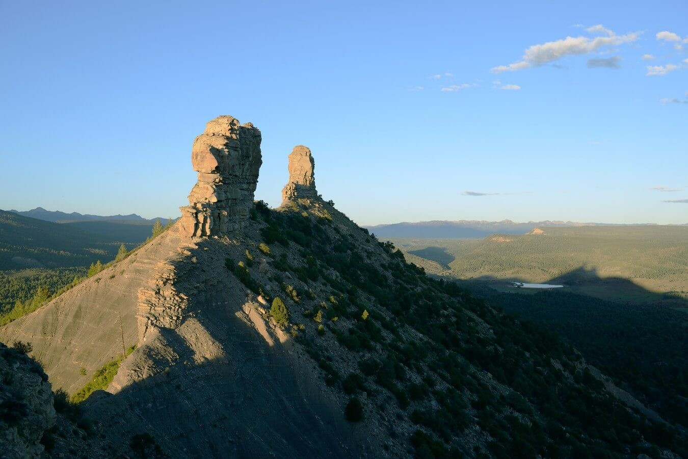 Chimney Rock National Monument