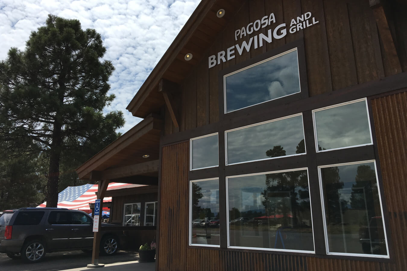 Pagosa Brewing Company & Grill